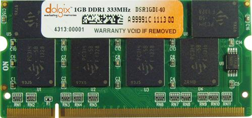 best-ram-for-laptop-gaming-1GB DDR-I 333MHz long dimm