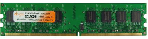 2GB ddr2 800MHz long dimm